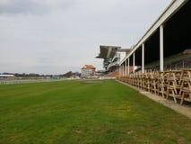 Jork Racecourse Jork miasto North Yorkshire Anglia Zdjęcie Stock