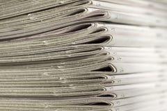 Jornais Foto de Stock