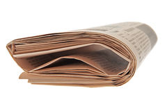 Jornal Fotografia de Stock