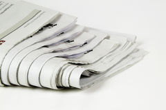 Jornal Foto de Stock Royalty Free