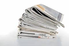 Jornal Fotos de Stock