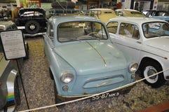 Joroba soviética de Zaporozhets del coche imágenes de archivo libres de regalías