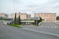 Jorvi szpital zdjęcia royalty free