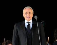 Josè Carreras Royalty-vrije Stock Foto's