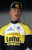Jos Van Emden Team Lotto NL - Jumbo Stock Photo