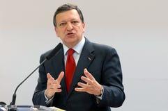 Jose Манюэль Barroso стоковые фото