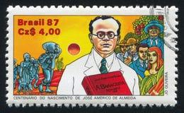 Jose Americo de Almeida Royalty Free Stock Images