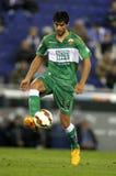 Jose Angel Alonso av Elche CF Royaltyfria Foton