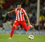 Jose Antonio Reyes of Atletico Madrid Royalty Free Stock Image