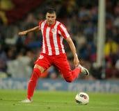 Jose Antonio Reyes of Atletico Madrid Royalty Free Stock Image