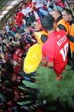 Jose Antonio Reyes of FC Sevilla Stock Image