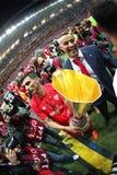Jose Antonio Reyes of FC Sevilla Royalty Free Stock Photo