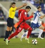 Jose Antonio Reyes of Sevilla FC Stock Photography