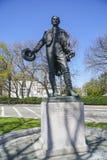 Jose Artigas Statue i Washington DC - WASHINGTON, DISTRICT OF COLUMBIA - APRIL 8, 2017 Royaltyfri Bild