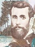Jose Asuncion Silva portrait Stock Photo