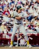 Jose Canseco, Oakland A Fotografia Stock