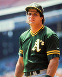 Jose Canseco, Oakland A Zdjęcie Royalty Free