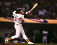 Jose Canseco, Oakland A Immagini Stock