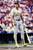 Jose Canseco, Oakland A Fotografie Stock