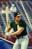 Jose Canseco, Oakland A's Royalty Free Stock Photography