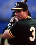 Jose Canseco, Oakland A's Stock Photo