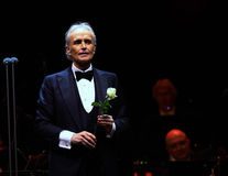 Jose Carreras Royalty-vrije Stock Foto's