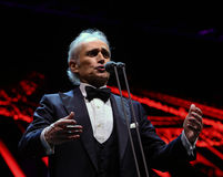 Jose Carreras Royalty Free Stock Photos
