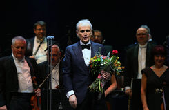 Jose Carreras Royalty Free Stock Photo