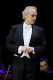 Jose Carreras in Zagreb Royalty Free Stock Image