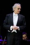 Jose Carreras in Zagreb Royalty-vrije Stock Afbeelding