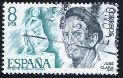 Jose Clara arkivfoto