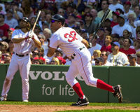 Jose Cruz Jr Boston Red Sox Arkivbilder