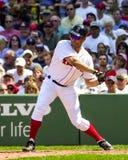 Jose Cruz Jr Boston Red Sox royaltyfri foto