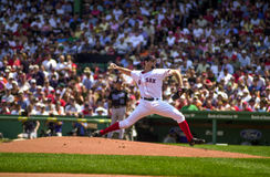 Jose Cruz Jr Boston Red Sox royaltyfri fotografi