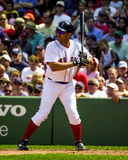 Jose Cruz Jr Boston Red Sox arkivbilder
