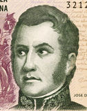 Jose de San Martin Stock Photo