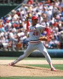 Jose DeLeon, St. Louis Cardinals Royalty Free Stock Images