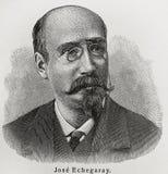 Jose Echegaray Foto de archivo