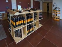Jose Ferrer-wijnmakerijopslag Stock Afbeelding
