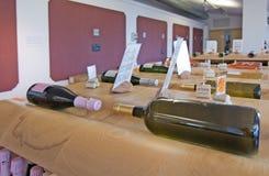 Jose Ferrer-wijnmakerijopslag Stock Foto's