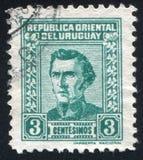Jose Gervasio Artigas Στοκ Εικόνα