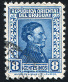 Jose Gervasio Artigas Stock Fotografie