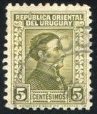 Jose Gervasio Artigas Royalty-vrije Stock Foto