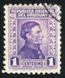 Jose Gervasio Artigas Royalty-vrije Stock Foto's