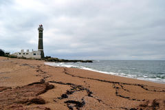 Jose Ignacio Lighthouse Photographie stock libre de droits