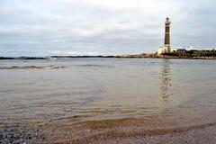 Jose Ignacio Lighthouse Photo stock