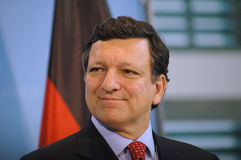 Jose Manuel Barroso Stock Image