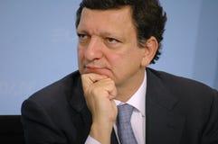 Jose Manuel Barroso στοκ εικόνα