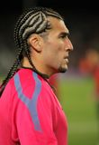 Jose Manuel Pinto of FC Barcelona Royalty Free Stock Images