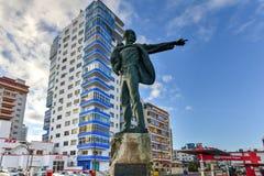 Jose Marti Anti-Imperialist Platform - Havana, Cuba Stock Photo